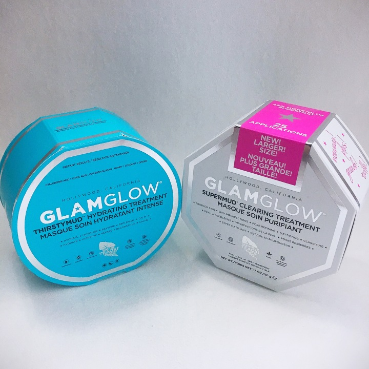 REVIEW: Glamglow Face Masks
