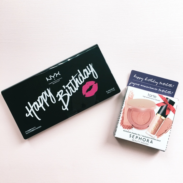 Complimentary 2017 Birthday Gifts from Ulta andSephora!