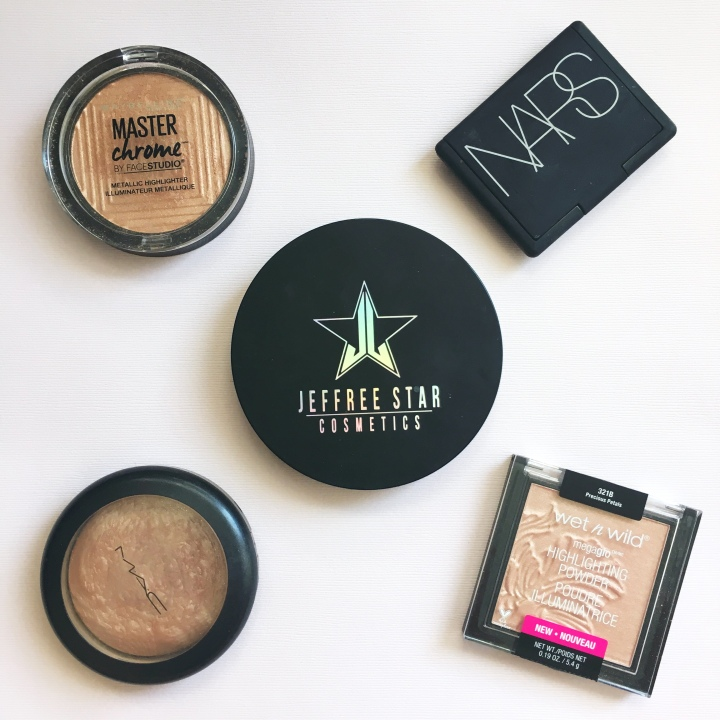 Friday Favorites: Highlighters ✨!