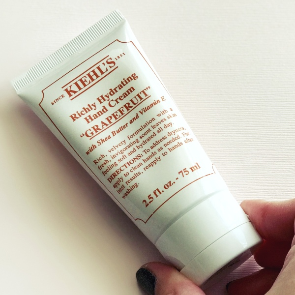 Kiehl's Richly Hydrating Hand Cream