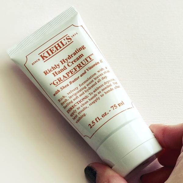 Kiehl's Richly Hydrating Hand Cream